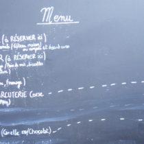 Qu'est ce qu'on mange à Carrozu ?