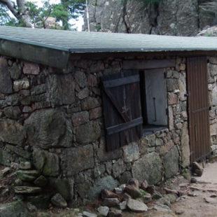 Le refuge de Paliri