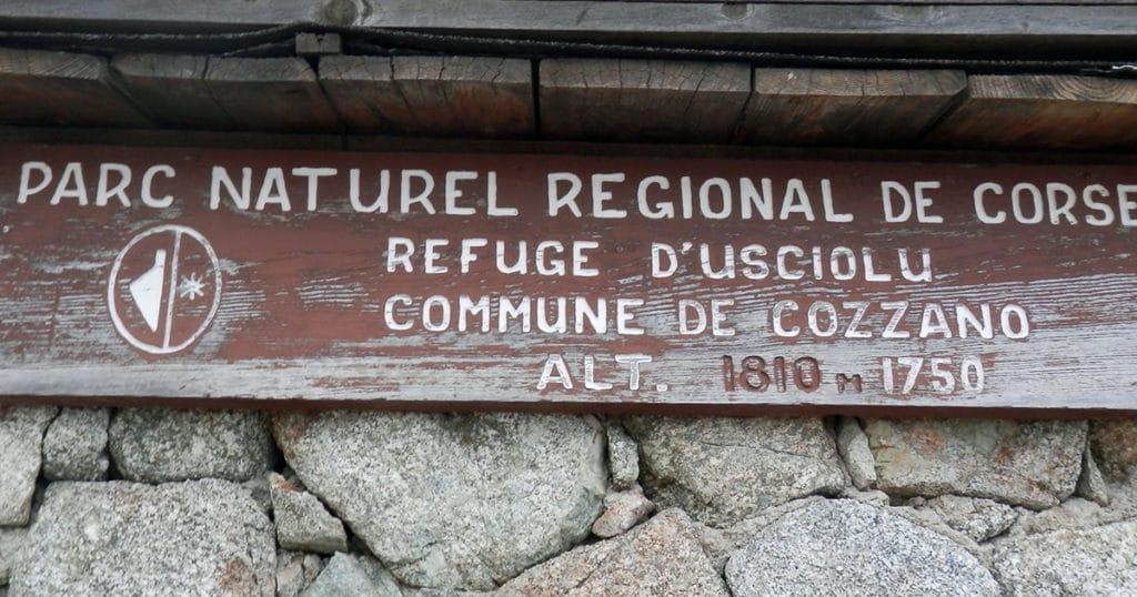 refuge usciolu