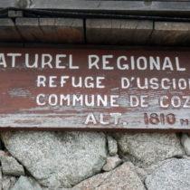 Usciolu, 1810 mètres d'altitude