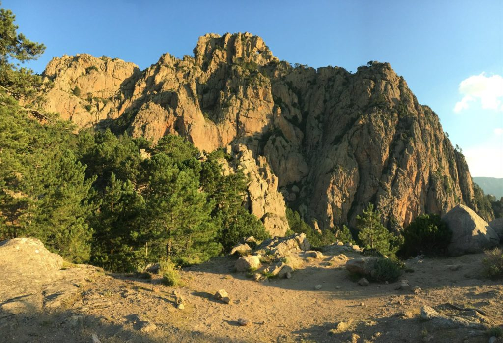 GR 20 - Parc Naturel Régional de Corse