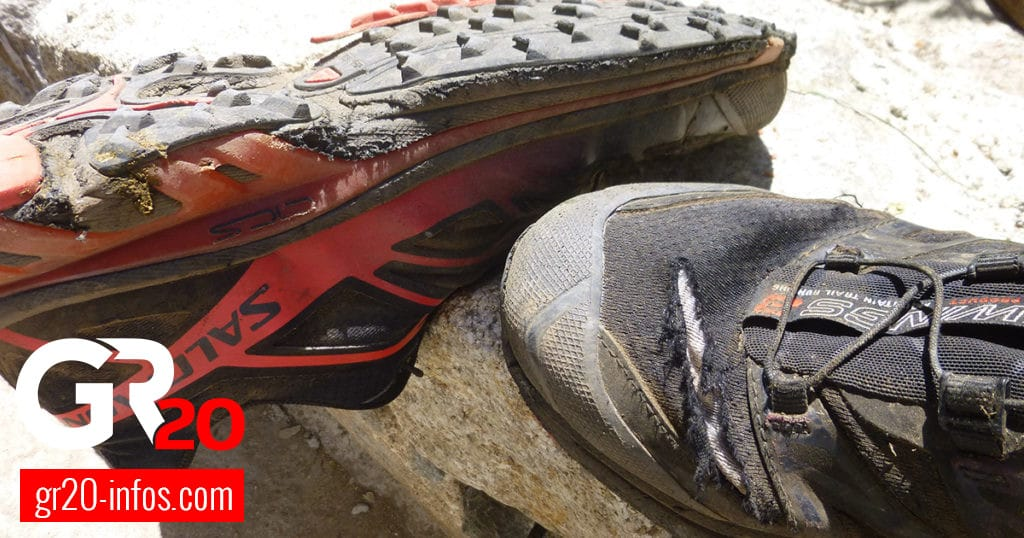 Chaussure - Botte à embout d'acier