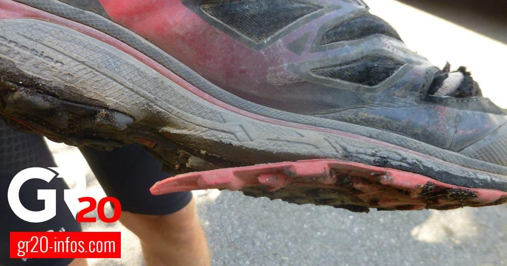 Chaussures de sport - GR 20