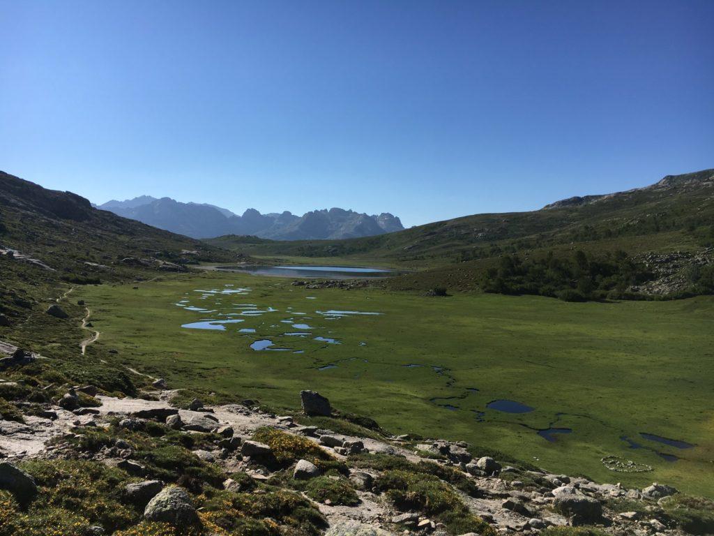 Lac de Niño - GR 20
