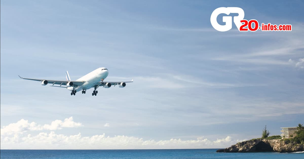 Les avions pour la Corse