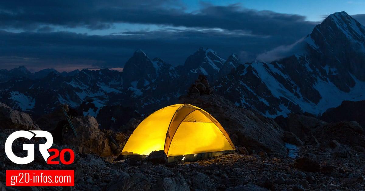 Tente - Camping