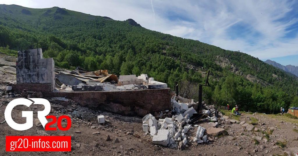 gr20 en corse les infos pour le reussir refuge d ort di piobbu
