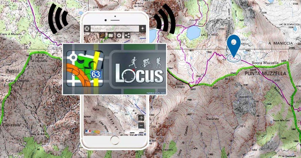 Locus Map Pro - Navigation GPS et cartes en plein air - Randonnée