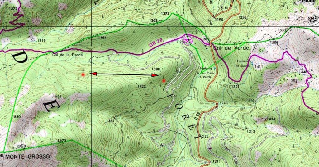 Carte - Institut national de l'information géographique et forestière