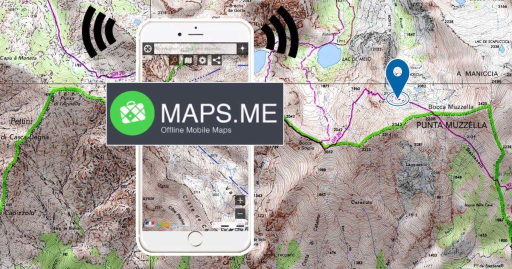 GR 20 - Maps.me