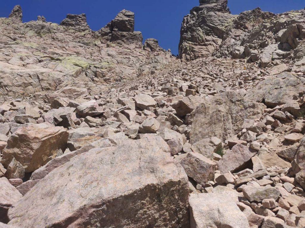 Géologie - GR 20