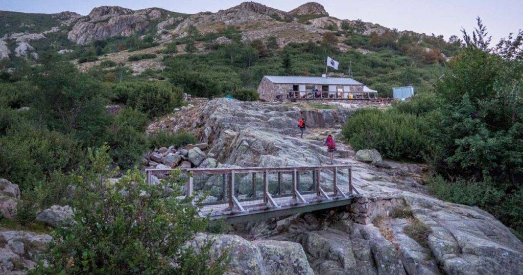 Refuge Manganu - GR 20
