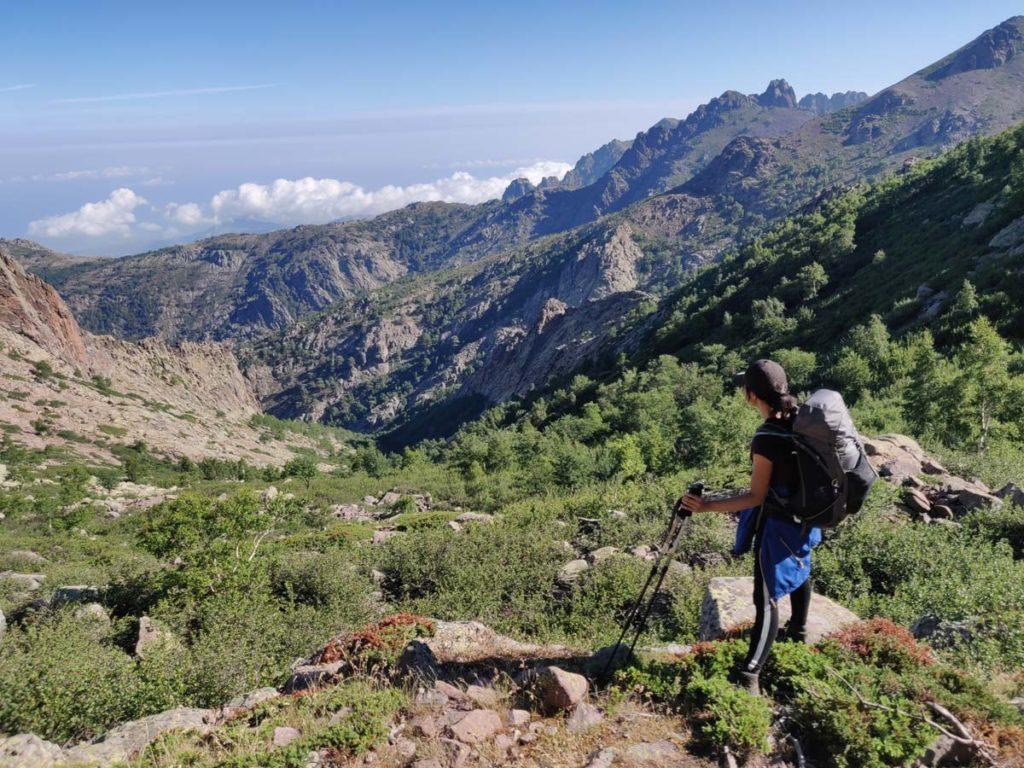 Vallée - Randonnée pédestre