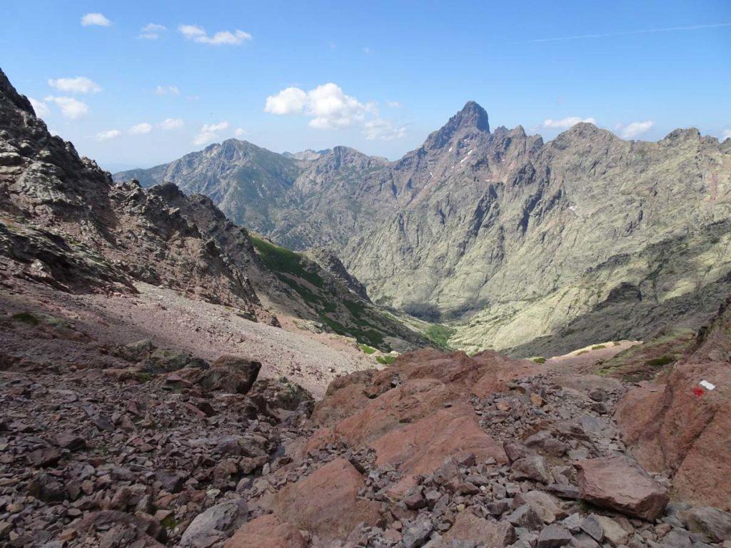 Géologie - Col de montagne