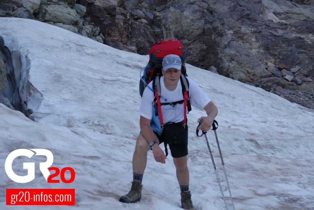 GR 20 - Alpinisme