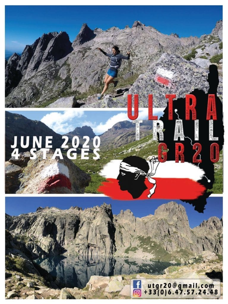 ultra trail du GR20