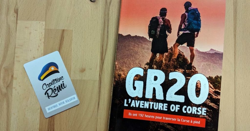 GR 20 - la Corse